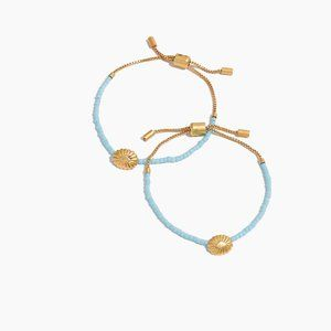 Madewell Westward Beaded Friendship Bracelet